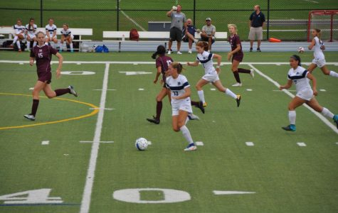 Girls' Varsity Soccer Fall Preview