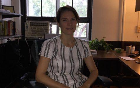 Q&A with the Deans: Sarah Bates