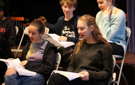 Make or Break: Auditioning for the Upper School Musical