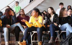 Students Join National School Walkout, Debate Gun Reform