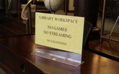 No Gaming, No Streaming, No Exceptions