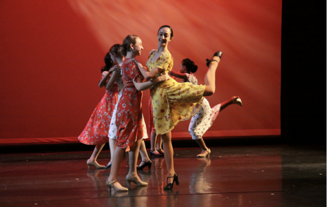 Middle and Upper School Students Perform in 2018 Spring Dance Concert