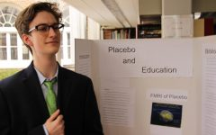 Science Research Class Holds Annual Symposium