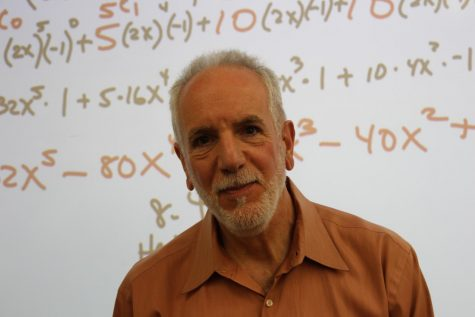 After 21 years at Poly, math teacher Robert Falotico retires.