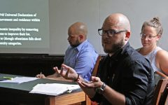 History Department Hosts Panel in Honor of Constitution Day