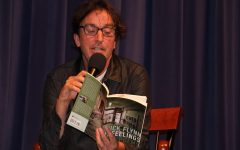 Flynn for the Win: Author Nick Flynn Visits Poly