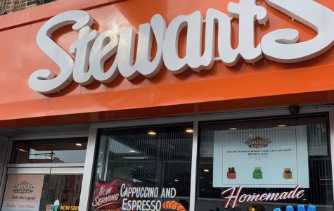 Stewart's, a chain first established in 1924, has a nearby location on 5th Avenue.