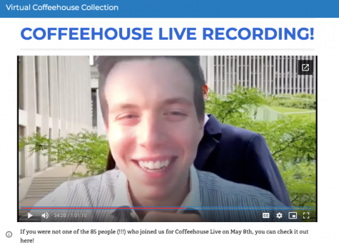 Virtual Coffeehouse: Like Heaven on Earth