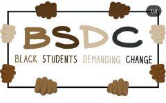 Black Students Demanding Change